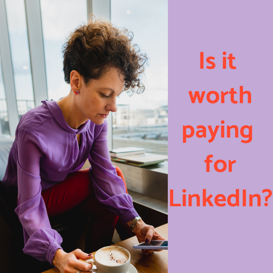 Is it worth paying for LinkedIn