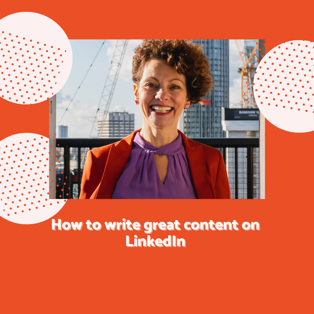 How to Write great content on LinkedIn