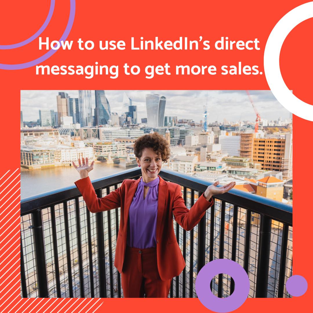 Sarah Clay Social - LinkedIn Coaching