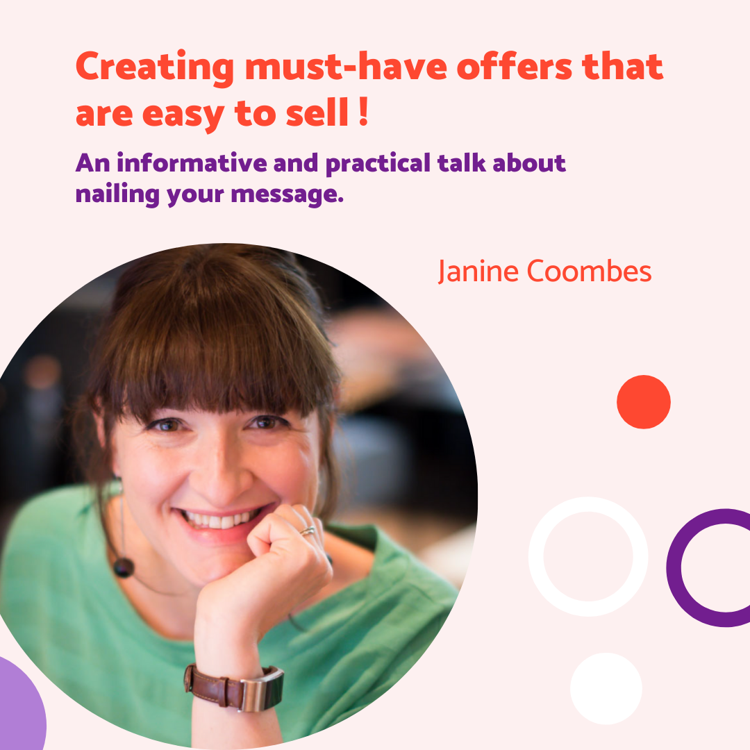 LinkingOut Club Janine Coombes Blog