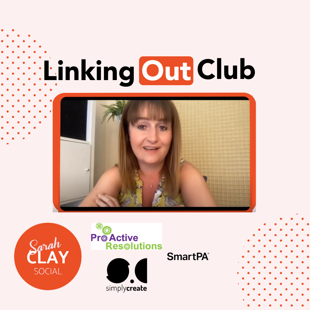 July LinkingOut Club video Victoria Taylor