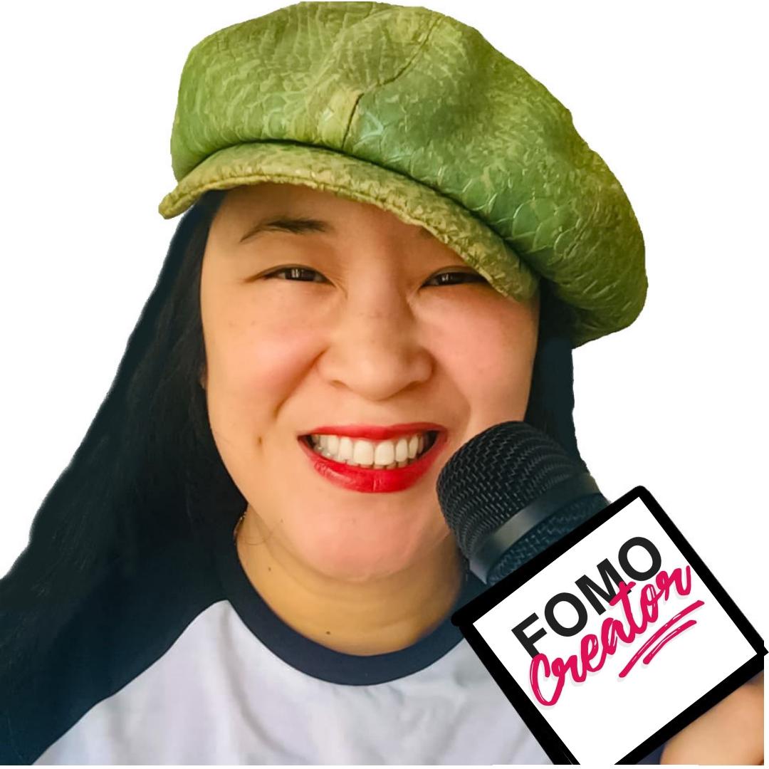 LinkingOut Club pic of May King Tsang aka #FOMOCreator