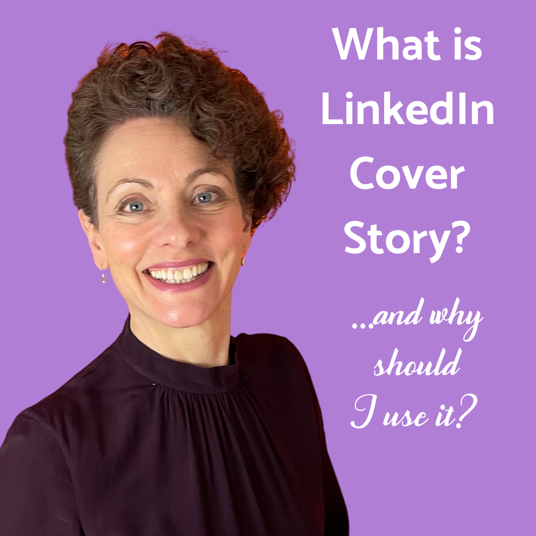 How to use LinkedIn Cover Story to strengthen your brand message